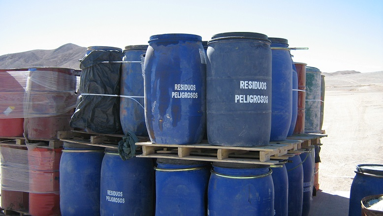 gestion transporte residuos